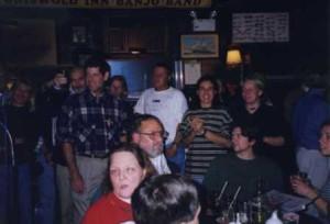 December 1998.  Photo from Bob Porto.