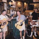 The band in 2001/02