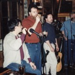 Tim joining us for a song - likely Johnny Come Down To Hilo - 1996/97