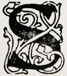 Gothic S