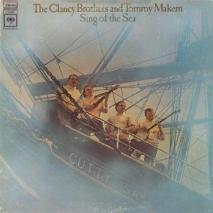 Clancy Bros Sing of the Sea