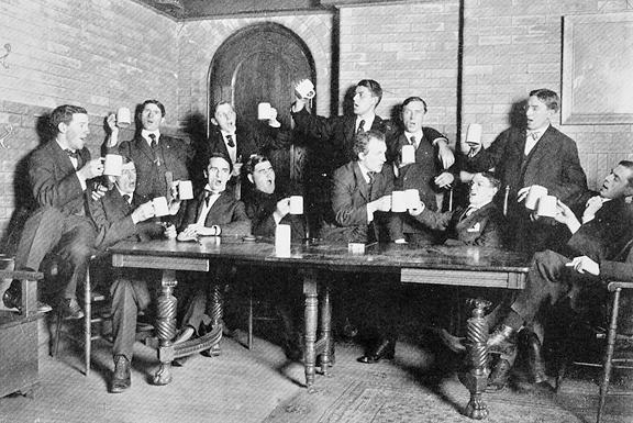 Pub Sing - Univ. of Buffalo Alma Mater.